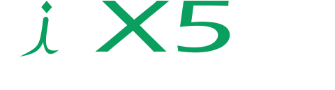 logo carefusion ix5 branco
