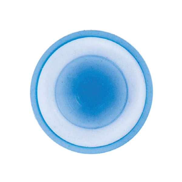 Diafragma da válvula de exalação