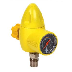 Válvula reguladora de pressão para ar