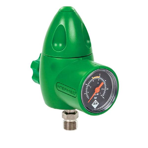 Válvula reguladora de pressão para Oxigênio
