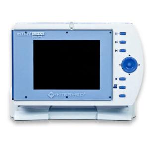 Monitor gráfico GMX