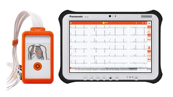 Cardioline ECG HD+