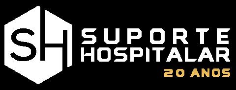 Logo Suporte Hospitalar 20 Anos
